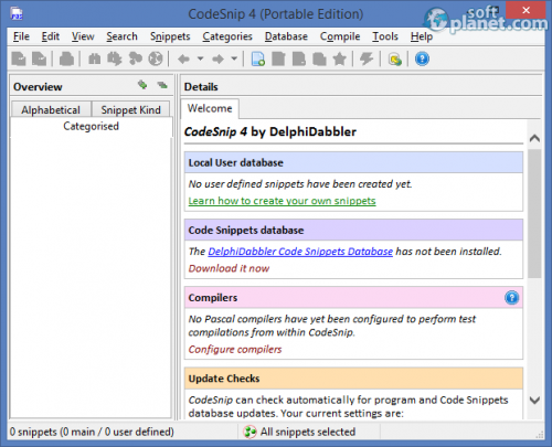 CodeSnip Portable 4.8.7
