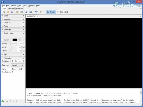 CueMol 2.1.0.276
