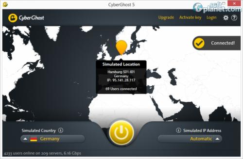 CyberGhost VPN 5