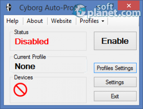 Cyborg Auto-Profiler Portable 3.2.2