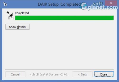 DAIR 1.3.4