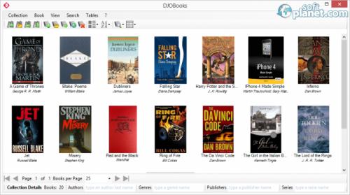 DJOBooks 1.0.28