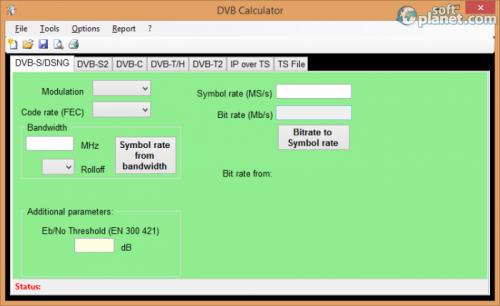 DVB Calculator 4.1.2.0