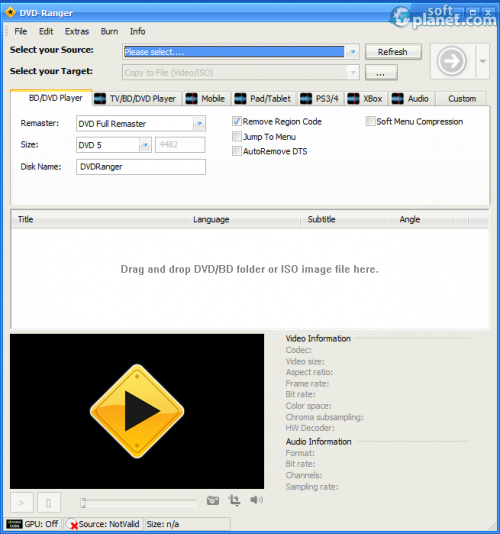 DVD-Ranger CinEx HD 6.0.2.0
