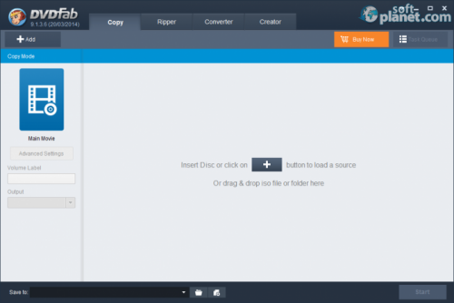 DVDFab File Transfer 9.1.3.6