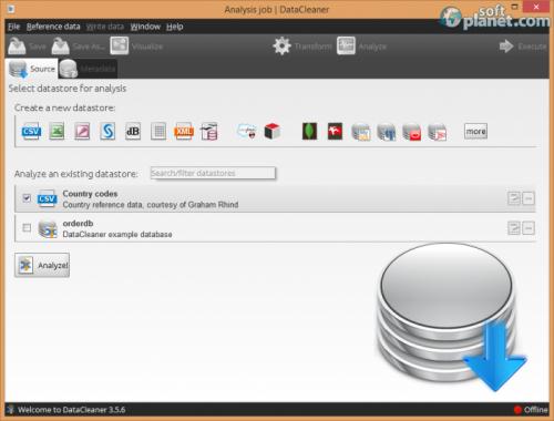 DataCleaner 3.5.6