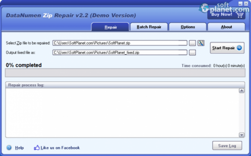 DataNumen Zip Repair 2.2.0.0