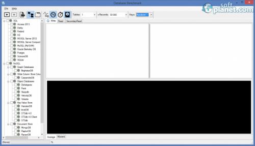 Database Benchmark 2.0.1