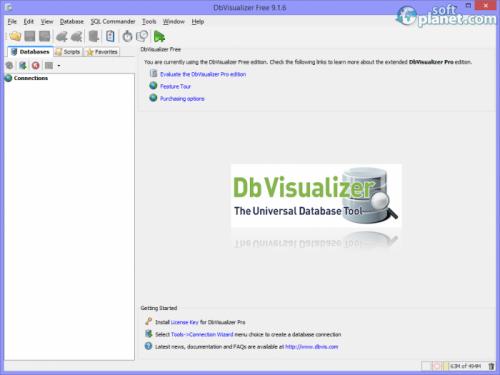 DbVisualizer 9.1.11