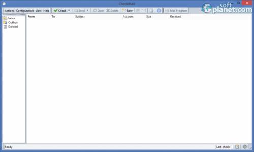DeskSoft CheckMail 5.4.10