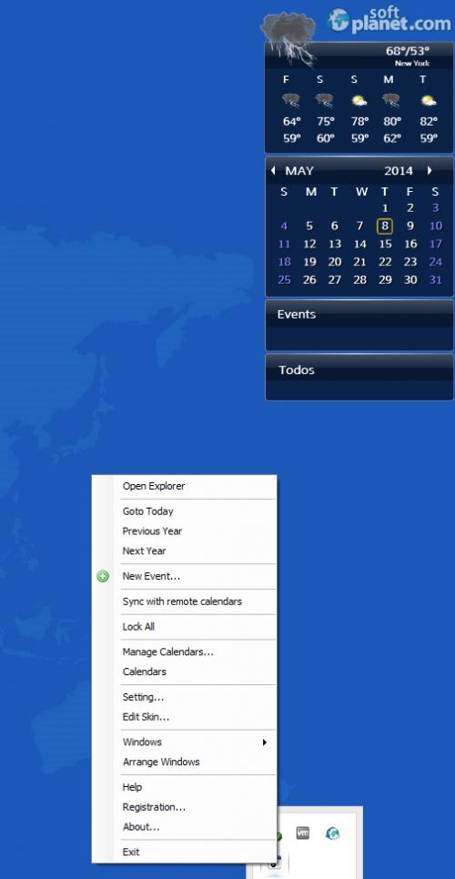 Desktop iCalendar 3.0.0.495