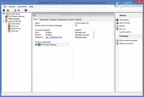 Diafaan SMS Server 2.1.4.0