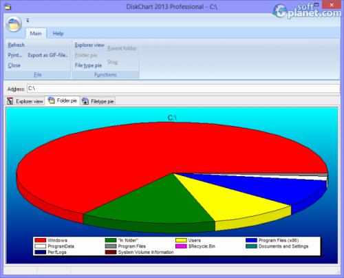DiskChart 2013 5.0.0.26
