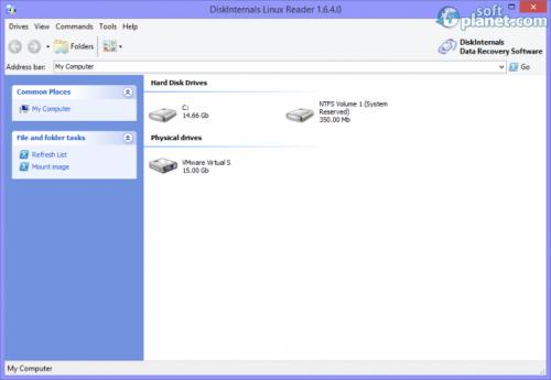 DiskInternals Linux Reader 1.6.4.0
