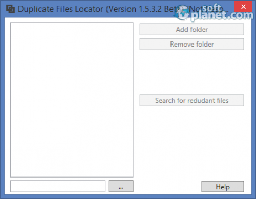 Duplicate Files Locator 1.5.3.2