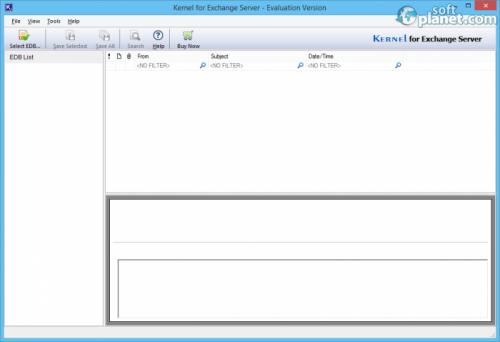 EDB to PST Convert 14.01.01