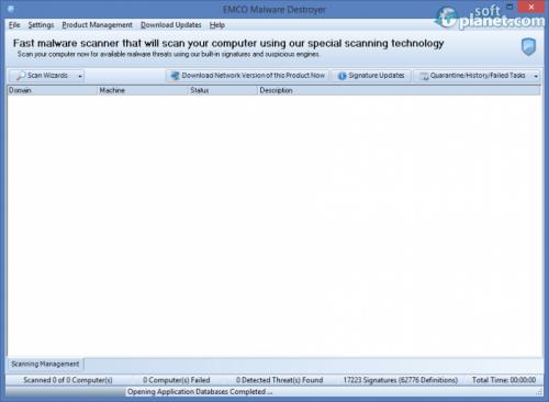 EMCO Malware Destroyer 7.1.20.115