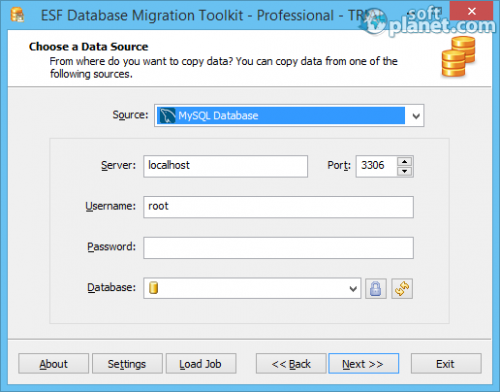 ESF Database Convert Professional 8.1.02