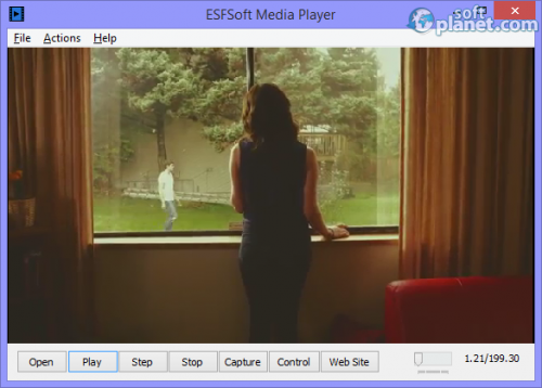 ESFSoft Media Player 1.0