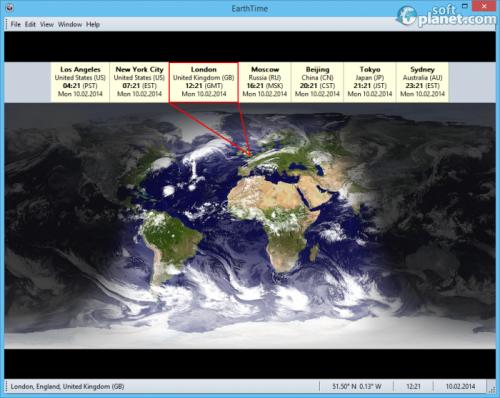 EarthTime 4.5.18