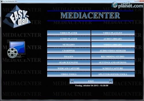 Easy-Data Mediacenter 2.3.6.0