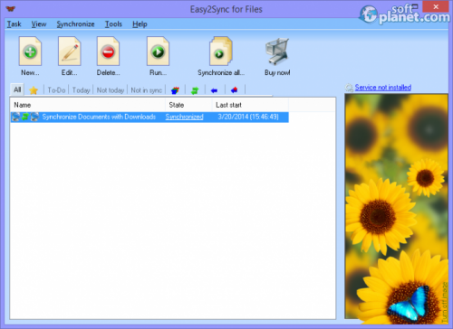 Easy2Sync for Files 6.03