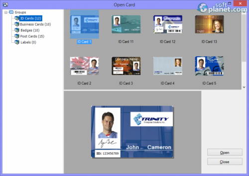 Easy Card Creator Enterprise 11.20.90