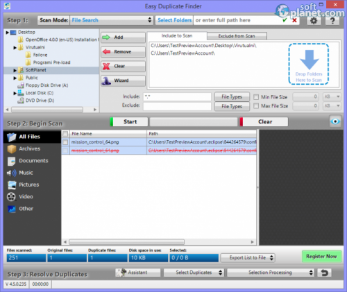 Easy Duplicate Finder 4.5.0.235