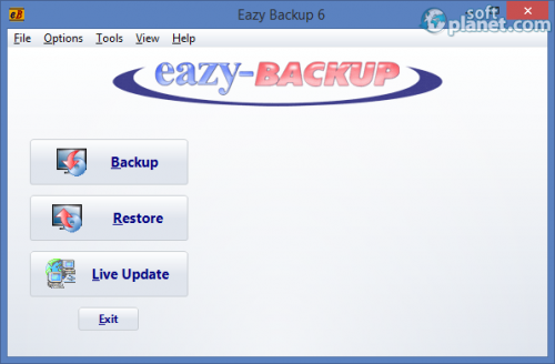 Eazy Backup 6.0.3