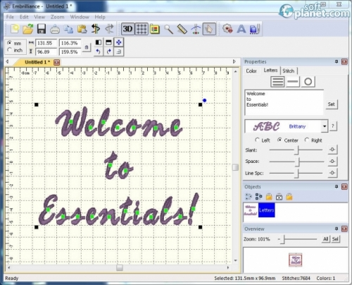 Embrilliance Essentials 1.122