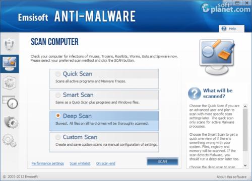 Emsisoft Anti-Malware 9.0.0.4157