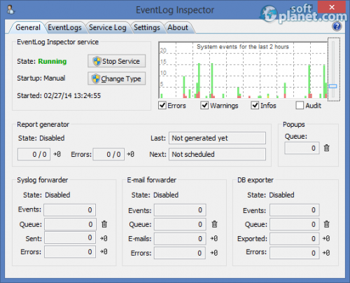 EventLog Inspector 3.1.0