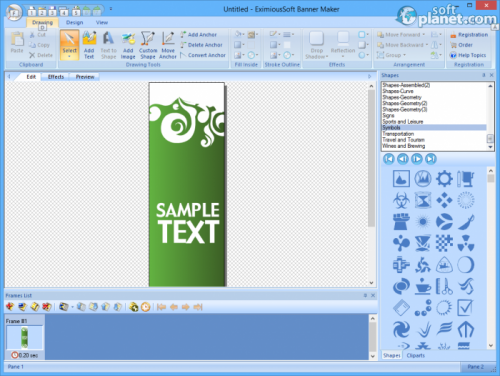 EximiousSoft Banner Maker 5.23