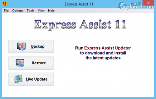 Express Assist 11.0.4 Build 0