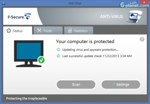 F-Secure Anti-Virus 2.15.358.0