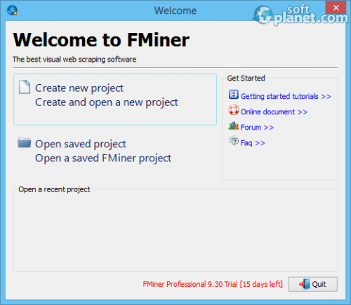FMiner Professional 8.24