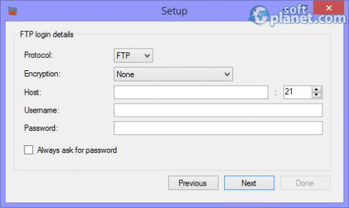 FTPbox 2.5.3