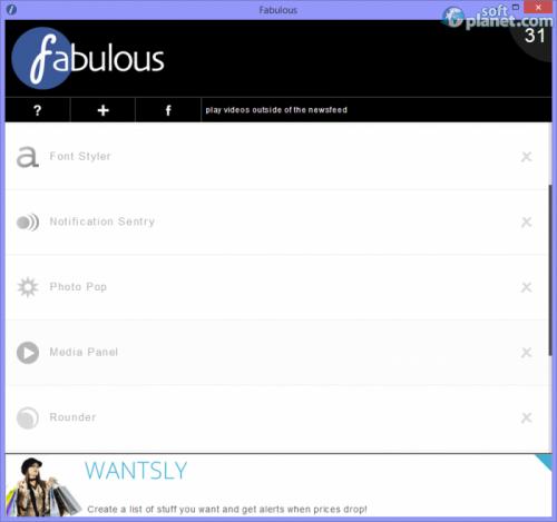 Fabulous 32.4