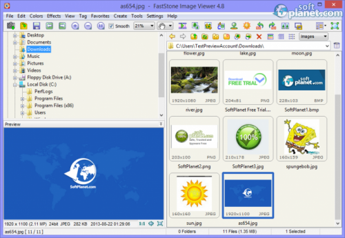 FastStone Image Viewer 5.5