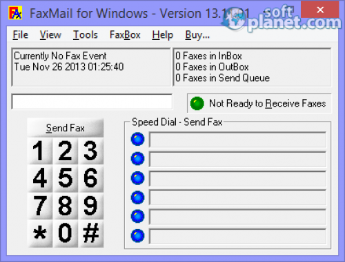 FaxMail for Windows 13.11.01