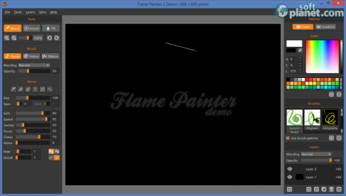 Flame Painter 2.5.0