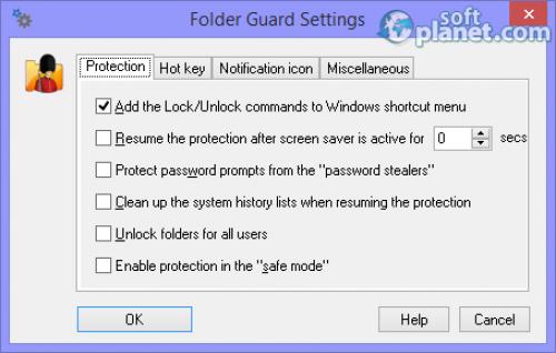 Folder Guard Crack Download