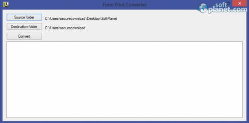 Form Pilot Converter 3.0.1425.0