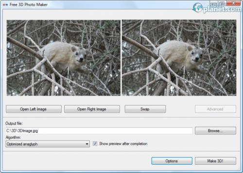 Free 3D Photo Maker 2.0.23.827