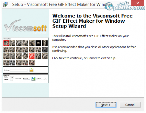 Free GIF Effect Maker 3.0