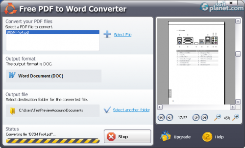pdf to ms word 2003 converter s