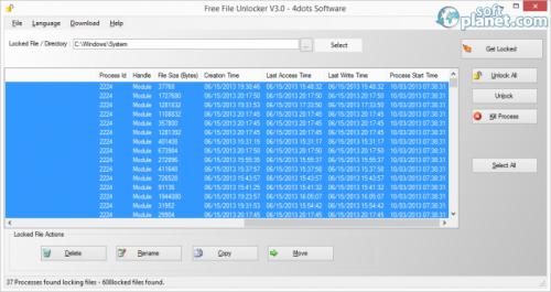 Free File Unlocker 3.0.5