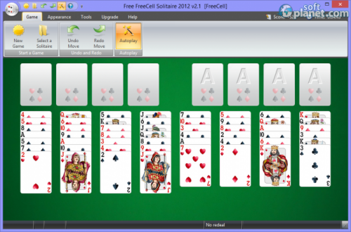 Free Freecell Solitaire