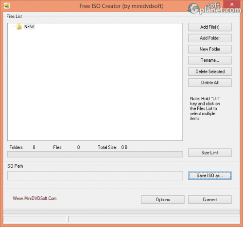 Free ISO Creator 1.2