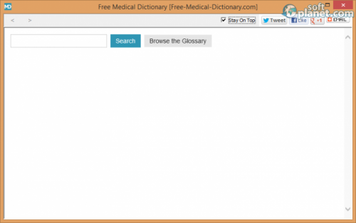 Free Medical Dictionary 1.1